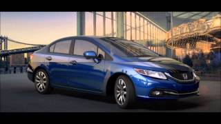 preview picture of video '2015 Honda Civic Sedan Colors - Hagerstown Honda'