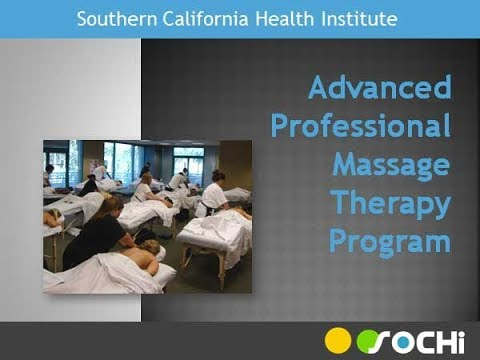 Massage Therapy Certificate Program - YouTube