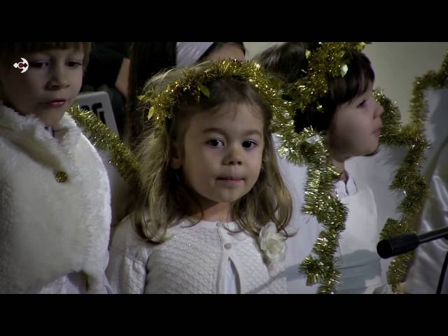 Programul de Crăciun al copiilor – Galați