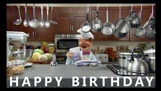 Happy Birthday From The Swedish Chef