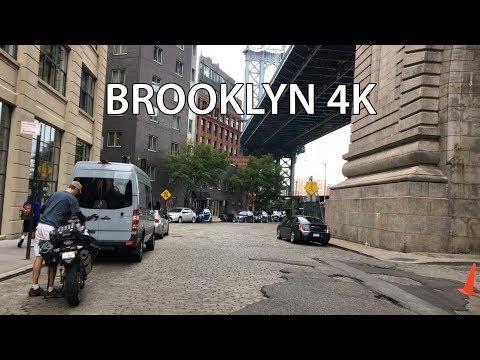 Drive 4K - Brooklyn Dumbo Luxury Lofts - USA