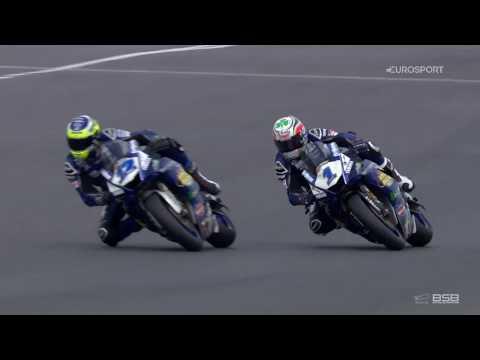 2019 Dickies British Supersport Championship, Round 6, Snetterton, Sprint Race Highlights