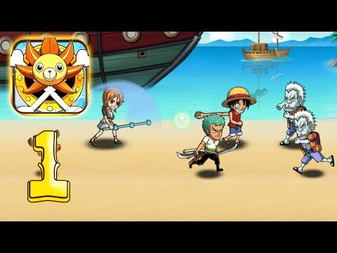 Sunny Pirates: Going Merry - Gameplay Walkthrough Part 1