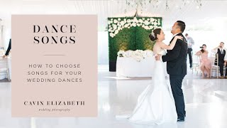How to Choose Your Wedding Dance Songs + Dance Lessons?