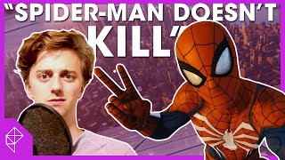 Spider-Man Is (Definitely Not) Murdering People