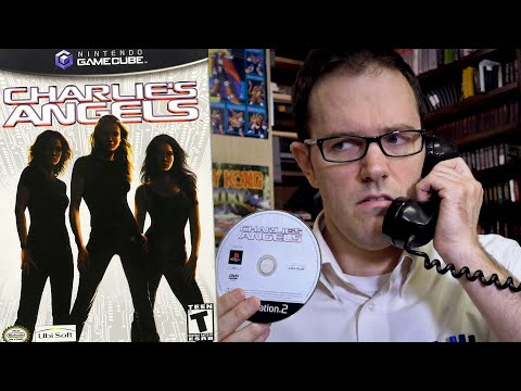 Charlie's Angels (GameCube) Angry Video Game Nerd – Episode 153 (Sponsored)