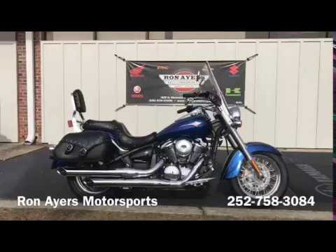 2019 Kawasaki Vulcan 900 Classic LT in Greenville, North Carolina - Video 1