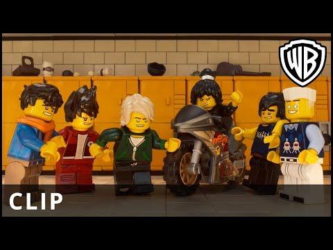 The Lego Ninjago Movie (Clip 'Ninja, Go!')