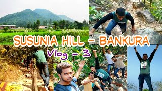 preview picture of video 'Susunia Hill | The Best Picnic Spot of Bankura | A Short Trip to Susinia Pahar | Bankurar Chele'
