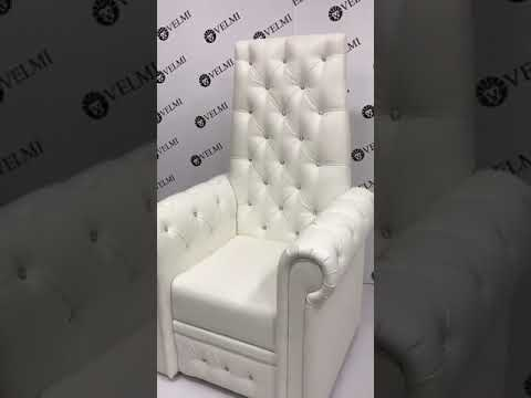 Педикюрне крісло Queen