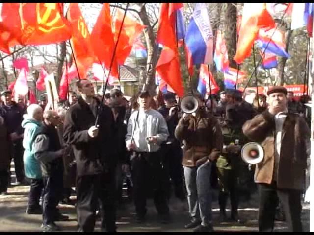 Националистам бой! 23.02.2008 г.