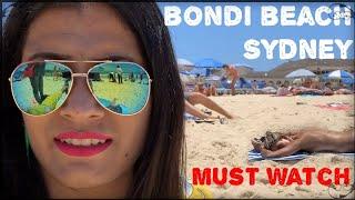 Bondi Beach, Sydney   Visiting Australian beaches including nude beaches