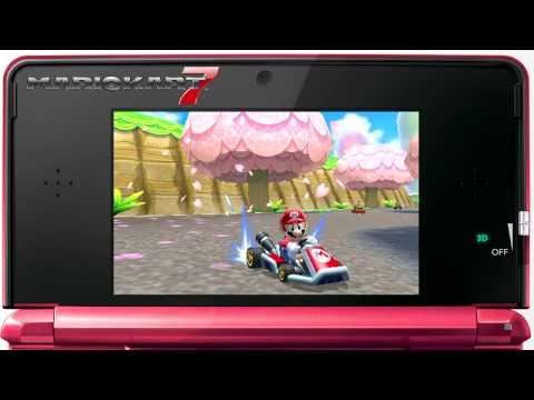 Видео № 0 из игры Mario Kart 7 (Б/У) [3DS]