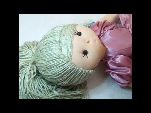 Cabelo de boneca