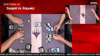 Pro Tour Khans of Tarkir, Round 11 (Draft): Shaun McLaren vs. Ivan Floch