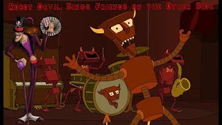 Robot Devil sings Friends on the Other Side (4 Year Anniversary Video)