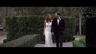 Modern Intimate Houston Wedding | John & Kristin