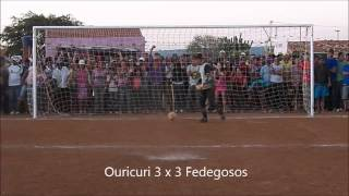 Final da 3ª Copa Rural de Morro do Chapéu-Ba 2014 - Fedegosos X Ouricuri
