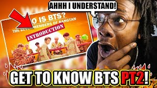 Who is BTS?: The Seven Members of Bangtan (INTRODUCTION) PART 2
