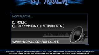 Dj Molik Quick Symphonic Instrumental (2 43 MB) 320 Kbps