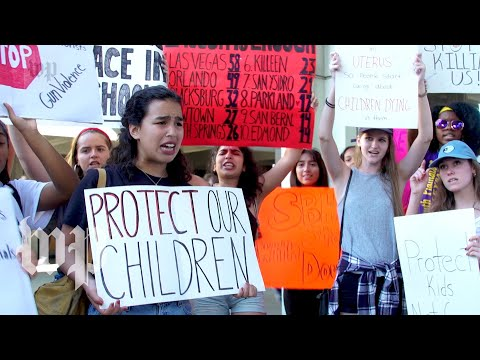 The calls for action get louder as the Parkland community grieves