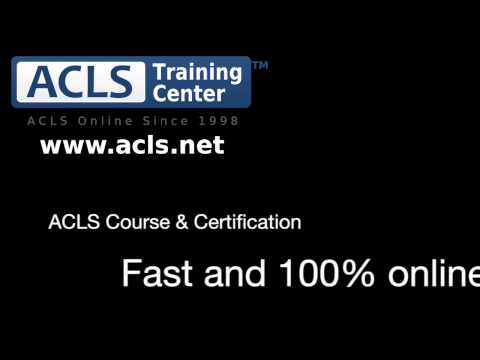 ACLS Instruction Videos