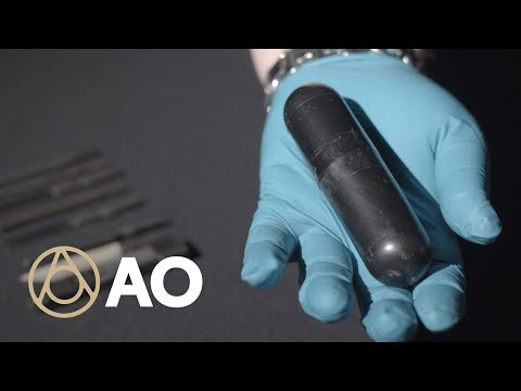 A CIA-Issued Rectal Tool Kit for Spies