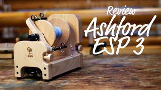 Ashford ESP3 Review | ft. Faser und Stoff @faserundstoff