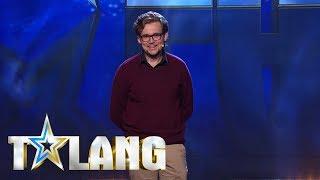 Gambar cover Claes-Martin imiterar Leif GW Persson i Talang - Talang (TV4)