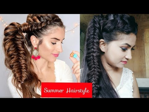 New Summer Hairstyle 2019 With Braids