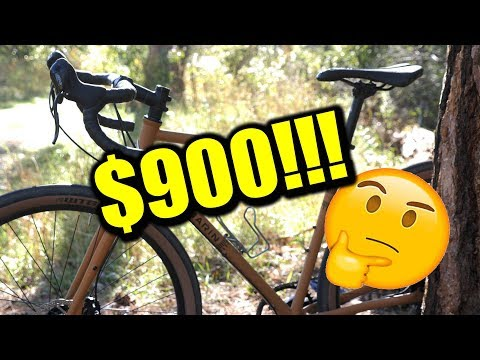 $900 GRAVEL BIKE?!  IS IT ANY FUN?! (Marin Nicasio Plus Review)