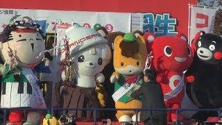 優勝は栃木の「さのまる」ゆるキャラグランプリ