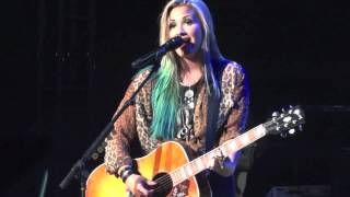 Demi Lovato HD - Catch Me/Don't Forget - Springfield, Illinois - August 11, 2012