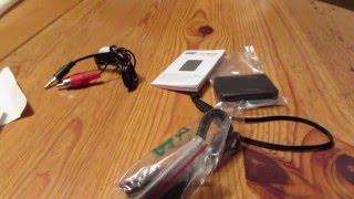 August MR250 Bluetooth Audio Transmitter Senden Empfangen Stereo Anlage Kopfhörer