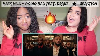 Meek Mill - Going Bad feat. Drake (Official Video)   REACTION
