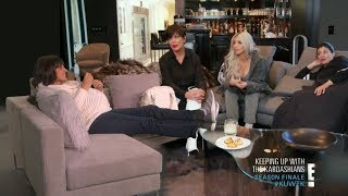 """If you've been keeping up with """"Keeping Up with the Kardashians"""" you'll want to see who was really Kim Kardashian's surrogate."""