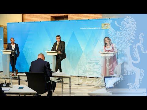Pressekonferenz vom 07.07.2020 – in Deutscher Gebärdensprache