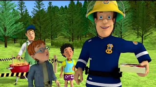 Feuerwehrmann Sam ⭐️ Sommersicherheitstipps! ☀️ Sicher mit Sam: Feuer 🔥 Cartoons für Kinder