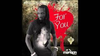 "Mavado ft Karian Sang ""For You"" Available On iTunes June 2nd via kariansand Mavado Gully"