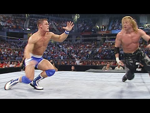 Download John Cena vs. Test: SmackDown July 25, 2002 HD Mp4 3GP Video and MP3