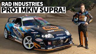 Rad Dan's 3.4l 1000hp MKIV Supra: 231,000 Mile Competition Car!