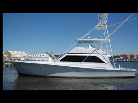 Ocean Yachts 63 Super Sportvideo