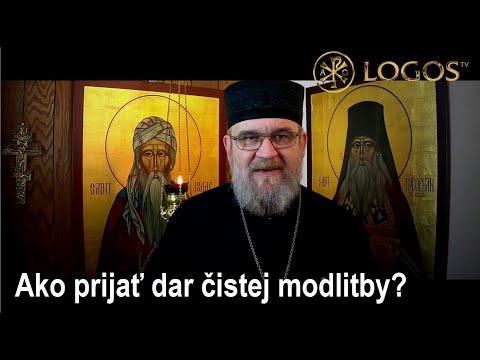 OTCOVIA PÚŠTE (452) - Sv. Izák Sýrsky - Čistá modlitba