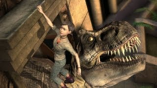 Jurassic Park: The Game - Top 10 Death Scenes
