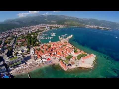 Montenegro Budva and Sveti Nikola Air vi