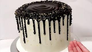 Coworker's Going-Away Cake