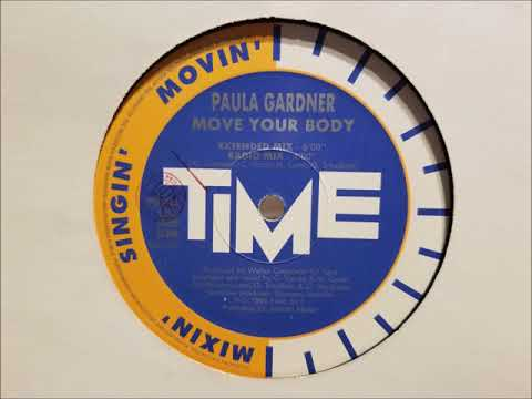 Paula Gardner - Move Your Body