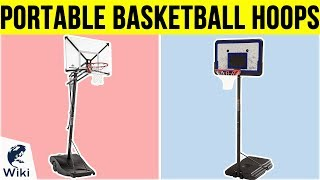 10 Best Portable Basketball Hoops 2019