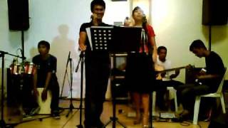 Paparazzi Duet Acoustic Version by 7 Elements.mp4
