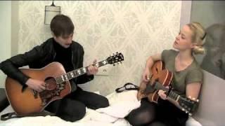"Helgi Jonsson & Tina Dico ""Aurora"" Unplugged"